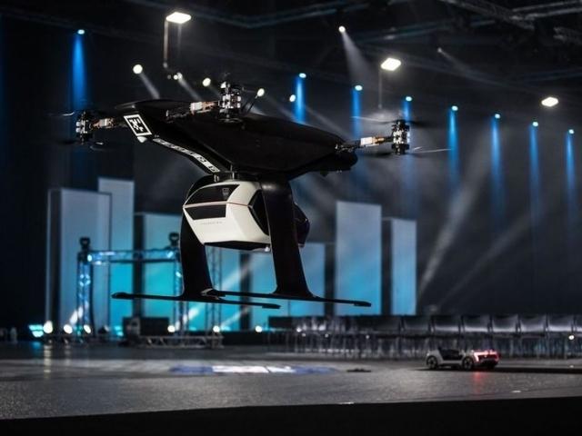 Audi, Airbus a Italdesign testují koncept pro leteckou taxislužbu, foto: Porsche Česká republika s.r.o.