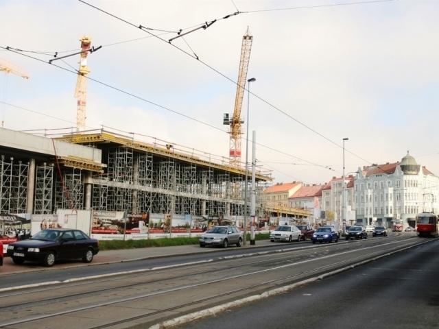 Jaká je budoucnost Nové Palmovky? Foto: ÚMČ Prahy 8