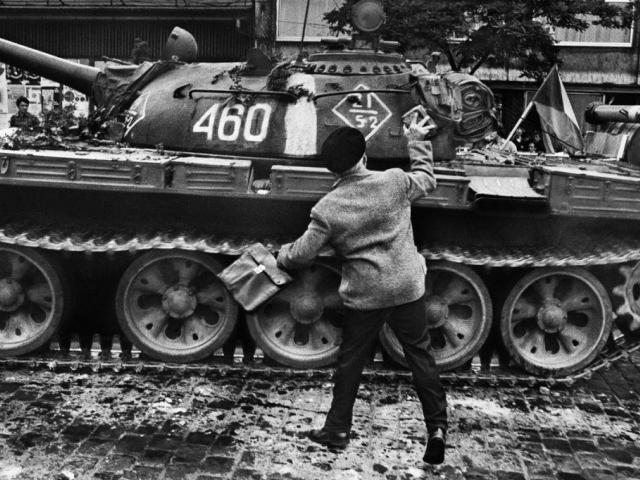 Výstava KOUDELKA: INVAZE 68 & archivní záběry Jana Němce prodloužena, foto: NG