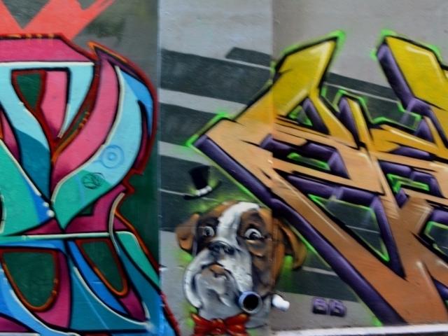 Praha 3 nabízí pomoc s odstraňováním graffiti z fasád soukromých domů, ilustrační foto: Stanislava Nopová