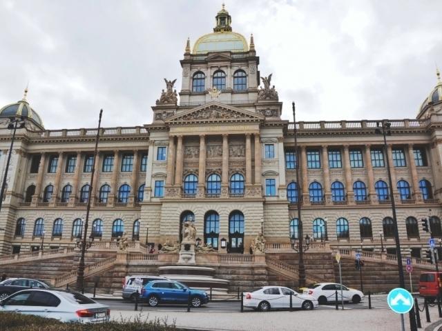 Nová výstava v Nové budově Národního muzea, foto: Praha Press