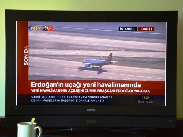 Bude Letiště Istanbul největším letištěm světa?, foto: Stanislava Nopová