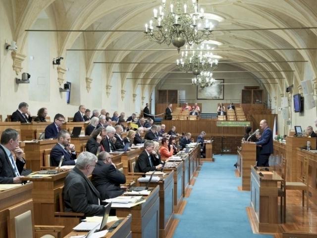 Schůze Senátu začne 2. Května, foto: Senát PČR