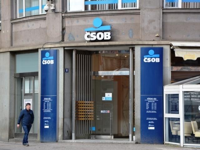 ČSOB získá od Bausparkasse Schwäbisch Hall podíl v ČMSS, foto: Praha Press