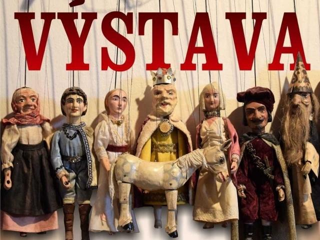 Foto: Městské kulturní středisko Holešov, příspěvková organizace Zámek Holešov: výstava Loutky & loutková divadla