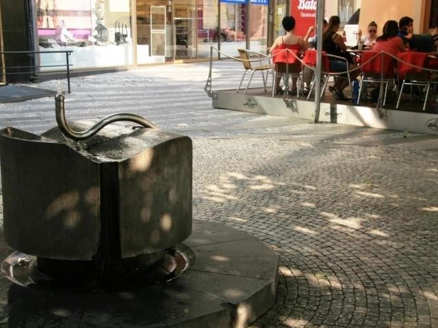 Pítka a fontány po zimní přestávce opět ožívají, foto: TSK Praha