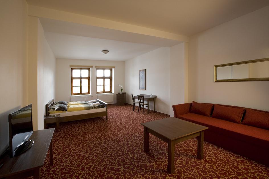 Ubytování v Hotelu U Zlatého kohouta, foto Hotel U Zlatého kohouta