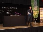 17.1.2014 Pardubice AFI - ples Hotelové školy