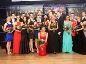 Hokejový ples Pardubice 2015