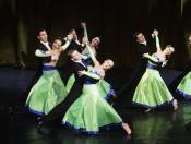 Městský ples Pardubice - Divadlo 2015
