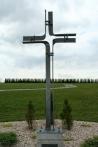 Ústřední kříž, Nový hřbitov Radešínská Svratka, 2007