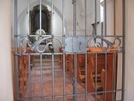 Mříž - kostel Uhřice, 2007