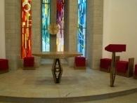 Vybavení kostela Božího Milosrdenství, Slavkovice, 2008
