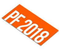 PF, Novoročenky