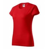 89f8ff2fdfe9 Basic tričko dámské červená