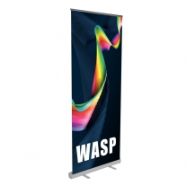 Roll up banner Wasp
