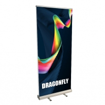 Dragonfly - oboustranný Roll Up banner