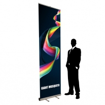 Mosquito Giant - Roll-up banner