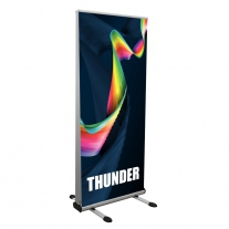 Thunder - dvouroletový Roll Up banner