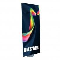 Blizzard - napnutý banner