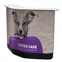 Oyster - box jako prezentační pult