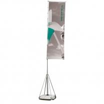 Wind Dancer - vlajka 5m vysoká
