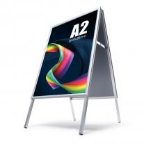 Reklamní A stojan - A2 s ostrými rohy