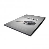 DeskWindo - pultový plakátový systém