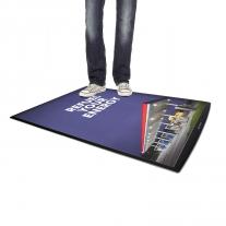 FloorWindo - podlahový plakátový systém