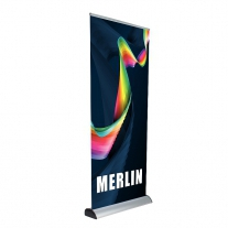 Merlin - Roll up banner
