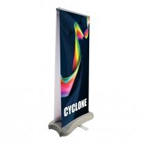 Cyclone 2 - venkovní roll-up banner
