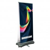 Hurricane - venkovní napínací banner