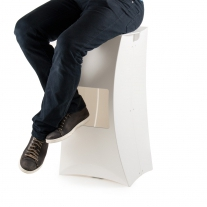 Barová židle Flux