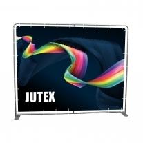 Jutex V2.4 - bannerová prezentační stěna