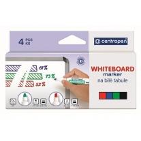 Popisovač na bílé tabule Centropen - krabička
