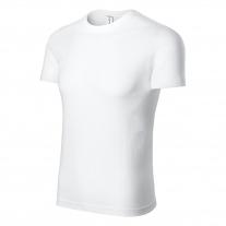 Tričko unisex Parade - barva bílá