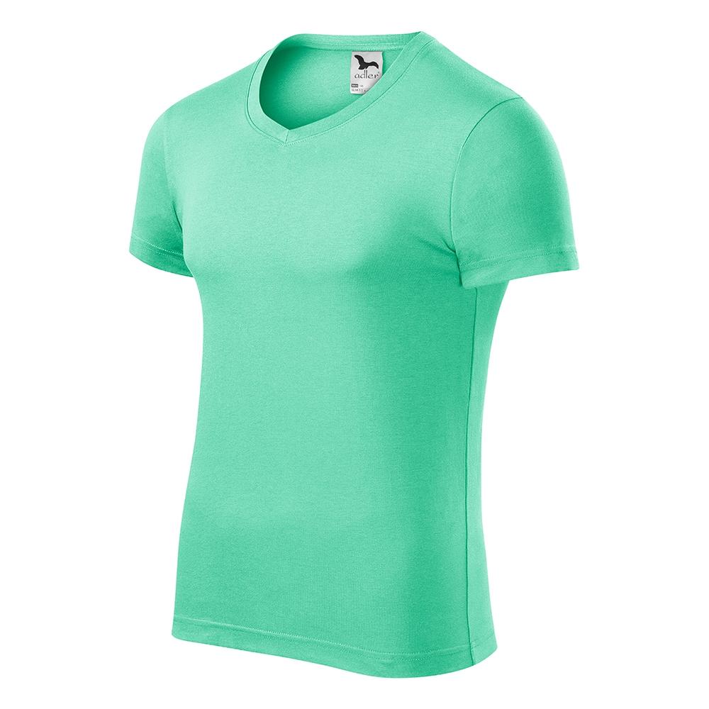 afc8bff1082a Tričko pánské Slim Fit V-neck